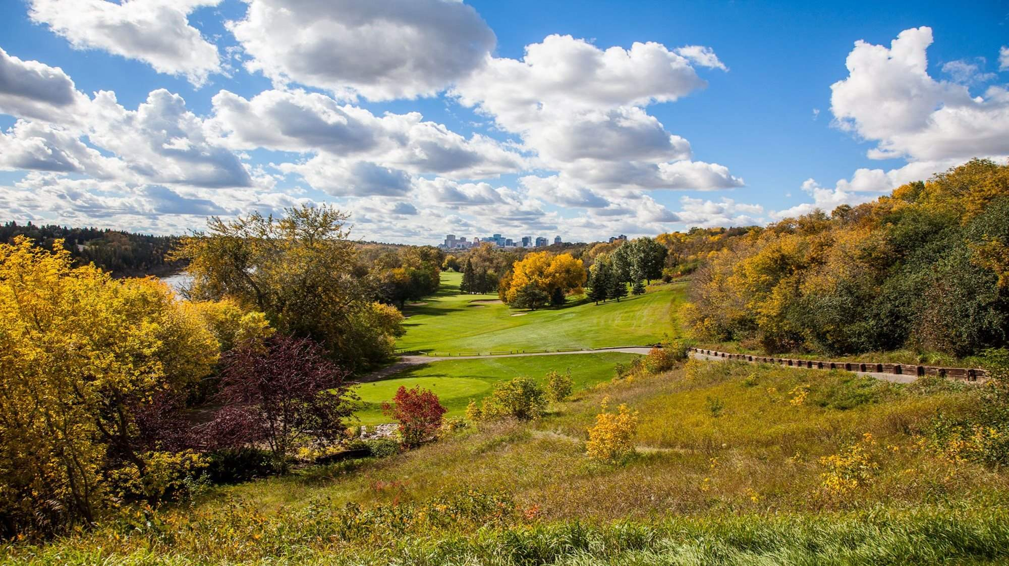Highlands Golf Club golf course